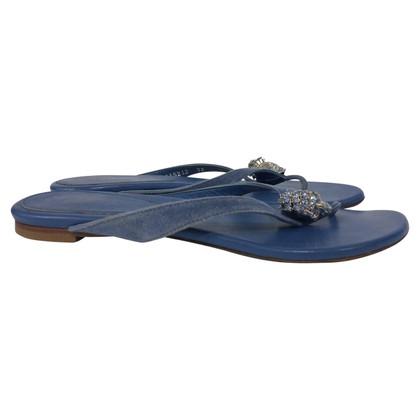 Alexander McQueen Flip Flops