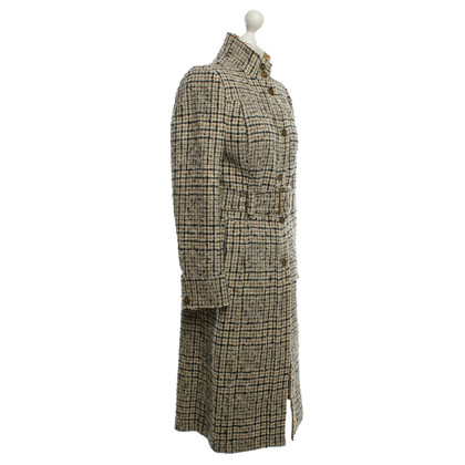Dolce & Gabbana Tweed-Mantel