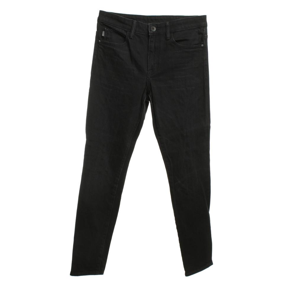 Helmut Lang Jeans in Schwarz