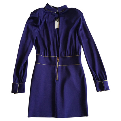 Balmain Purple viscose dress 40 FR
