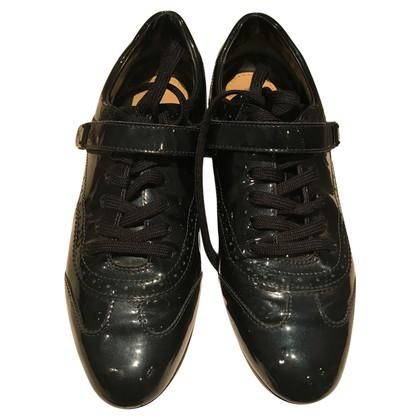 Louis Vuitton sneakers in vernice