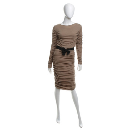 Giambattista Valli Knit dress in beige