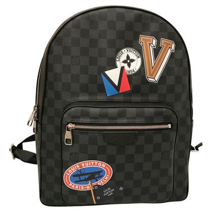 "Louis Vuitton ""Josh Damier Graphite Canvas"""