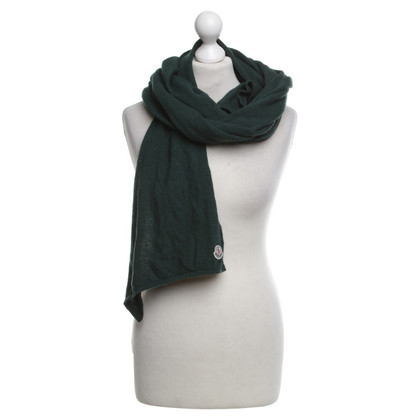 Moncler Scarf in green