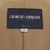 Giorgio Armani Blazers in Ocker