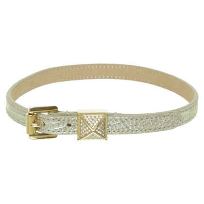 Michael Kors Bracelet in metallic-look