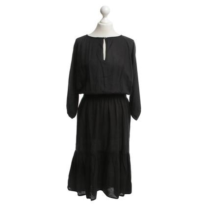 Vanessa Bruno abito giocoso in nero