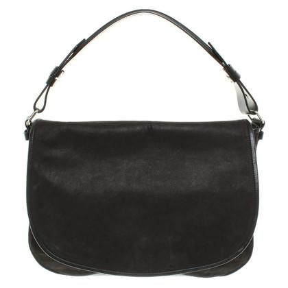Calvin Klein Handbag Suede