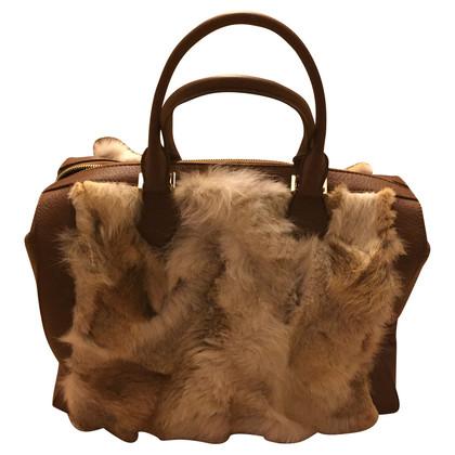 Michael Kors Fur bag