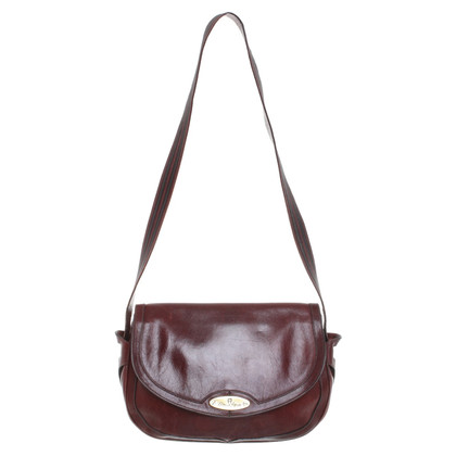 Aigner Shoulder bag in Bordeaux