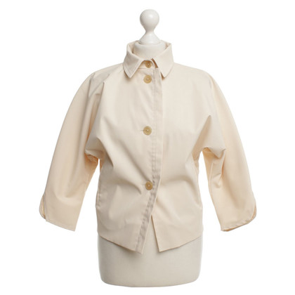 Jil Sander Jacket in cream