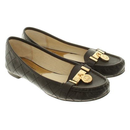 Michael Kors Loafer in nero