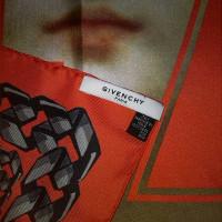 Givenchy Seidentuch mit Madonnen-Print