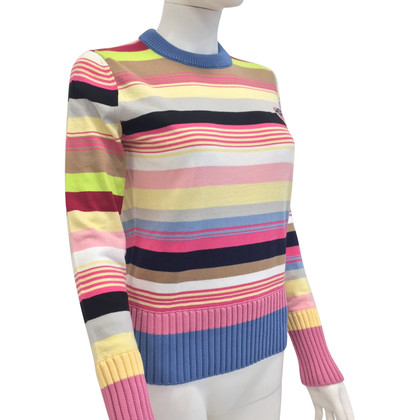 Kenzo Sweater with striped pattern