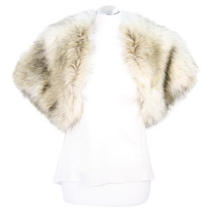 French Connection Fur Bolero