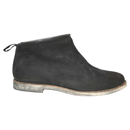 MM6 by Maison Margiela zip Boots