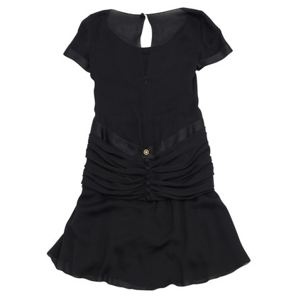 Chanel Black zijdeachtige FR36 / 38