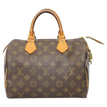 """Louis Vuitton """"Speedy 25"""" aus Monogram Canvas"""