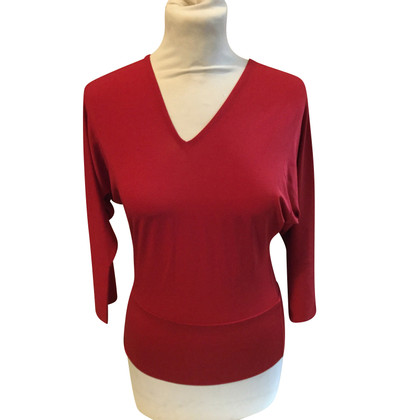 Alberta Ferretti Red blouse