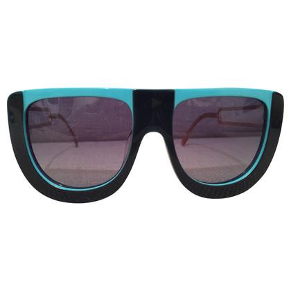 Fendi Turquoise sunglasses