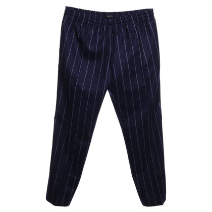 Joseph trousers with elastic