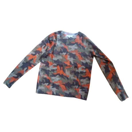 Michael Kors Gemusterter Pullover Bunt / Muster