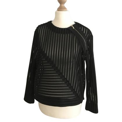 Schumacher Mesh sweater