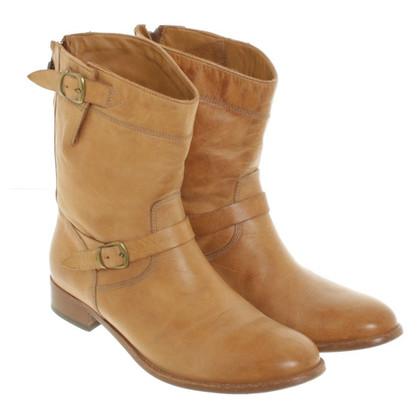 Belstaff Boots in Beige