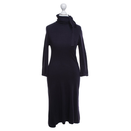 Twin-Set Simona Barbieri Knitted dress in violet