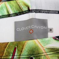 Clover Canyon Rock met patroon