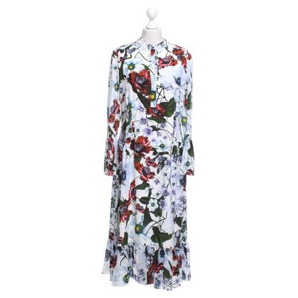 Erdem Dress with floral print
