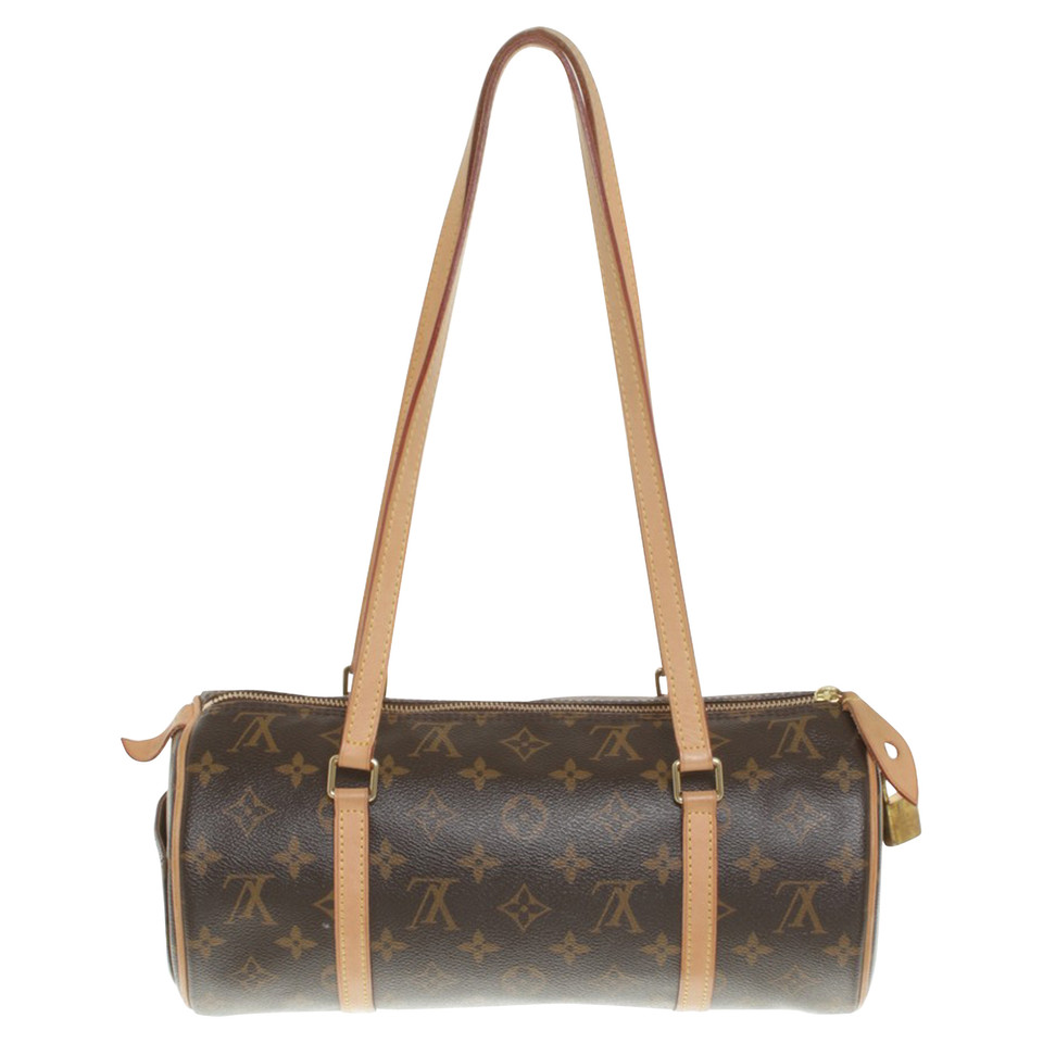 louis vuitton handtasche aus monogram canvas second hand louis vuitton handtasche aus monogram. Black Bedroom Furniture Sets. Home Design Ideas