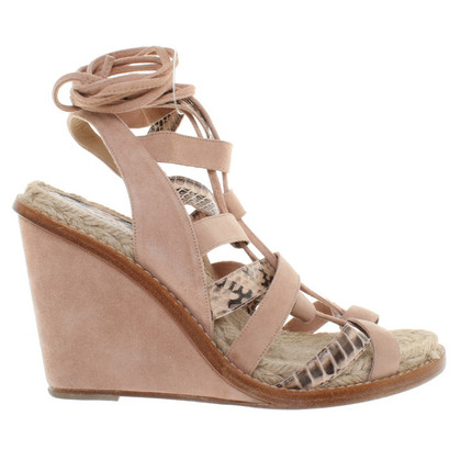 Other Designer Paul Andrew - Sandals with wedge heel