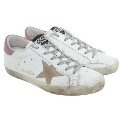 Golden Goose Sneakers in used-look