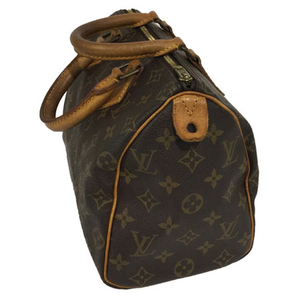 "Louis Vuitton ""Speedy 25"" in Monogramm Canvas"