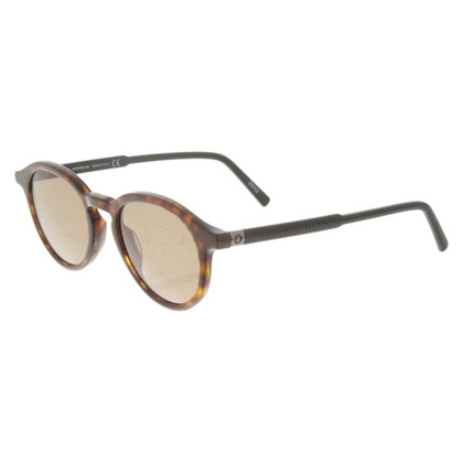 Mont Blanc Sunglasses in brown