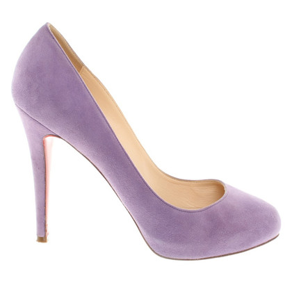 Christian Louboutin pumps in Viola