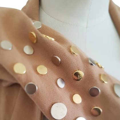 Fendi Jacket with studs