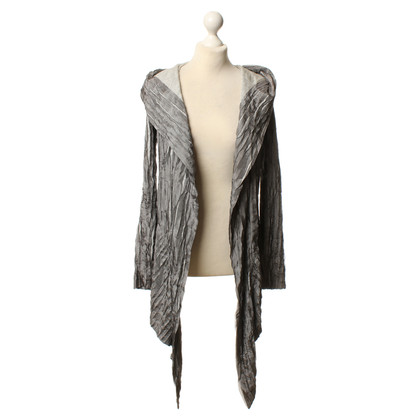 Gareth Pugh Cardigan con Increspature