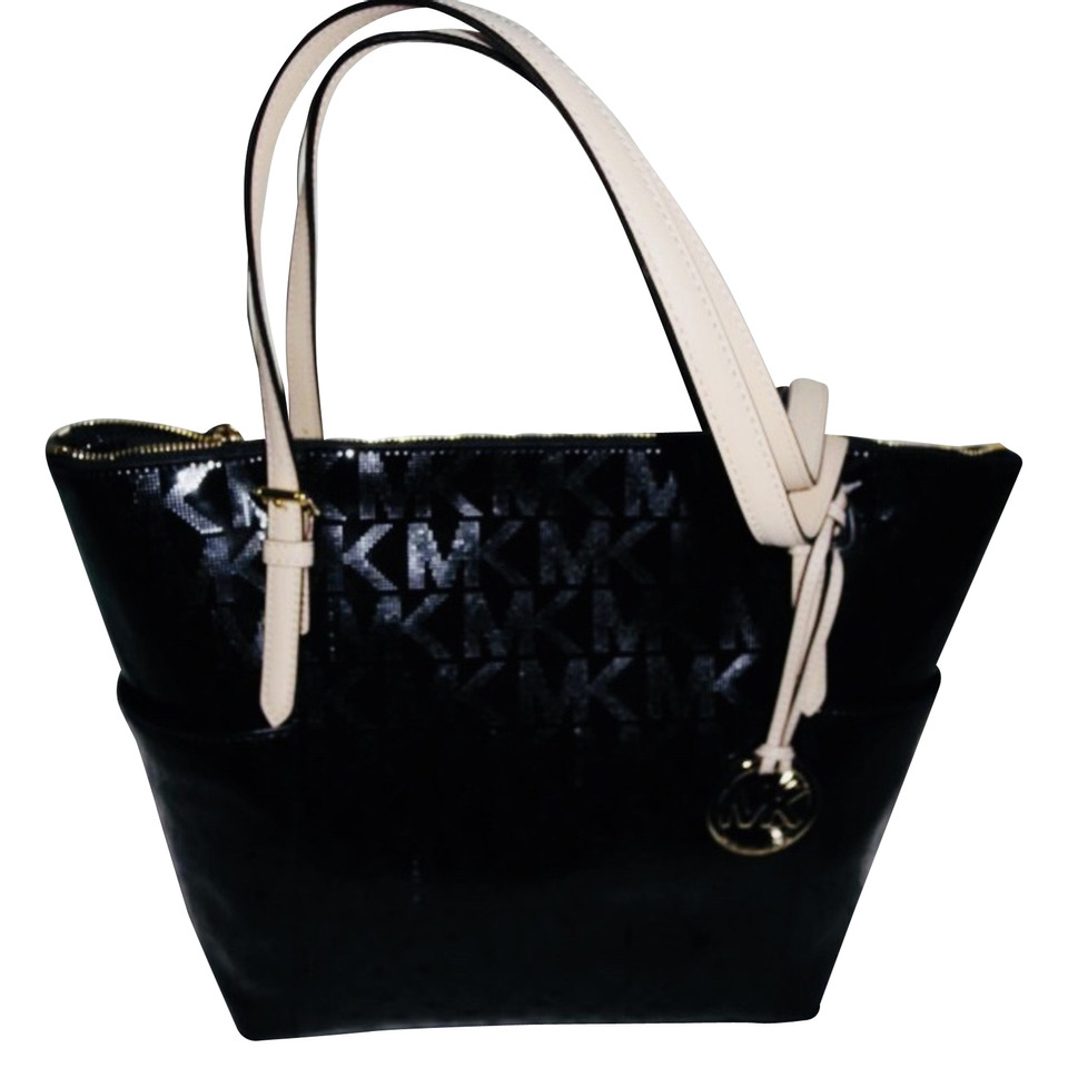 Michael Kors Handtasche aus Lackleder