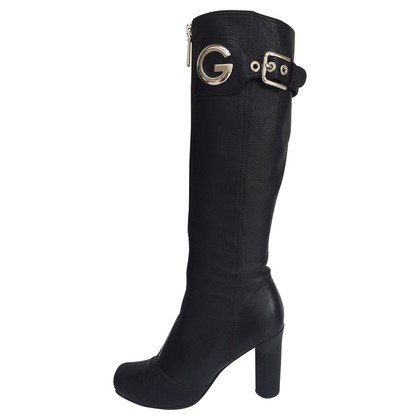 Dolce & Gabbana Lederstiefel