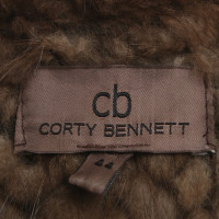 Other Designer Corty Bennett - mink fur vest