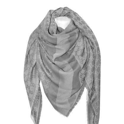 Gucci Guccissima cloth in grey