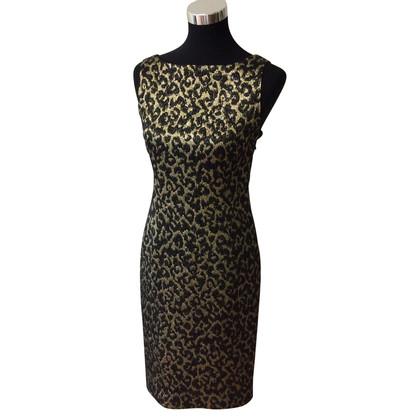 Michael Kors Sheath dress with pattern