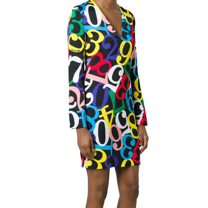 Moschino Love Robe moschino multicolore
