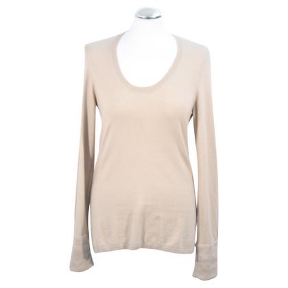 Burberry Cashmere sweater in beige