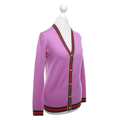 Gucci Cardigan in purple