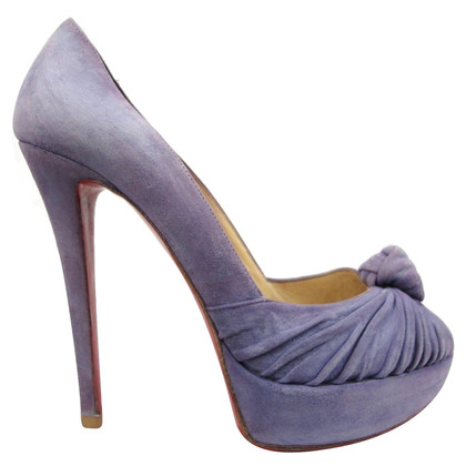Christian Louboutin Greissimo Knot Pumps
