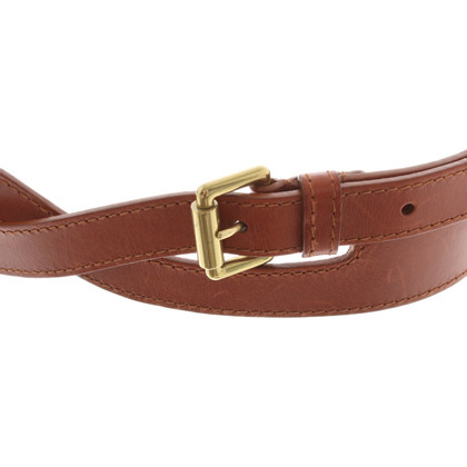 Etro Waist belt in brown