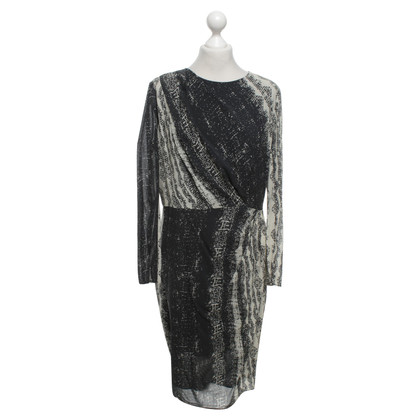 Whistles Dress with graphic print